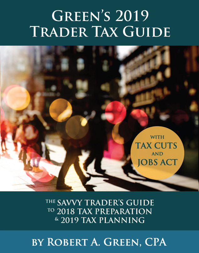 Green's 2019 Trader Tax Guide | GreenTraderTax