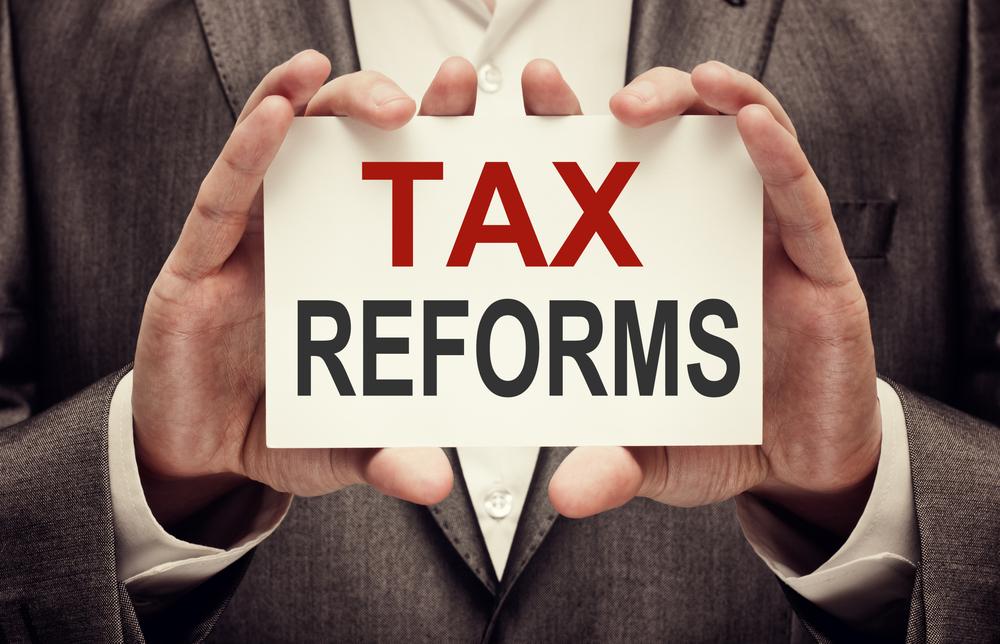 Tax Reform With Tax Cuts Greentradertax