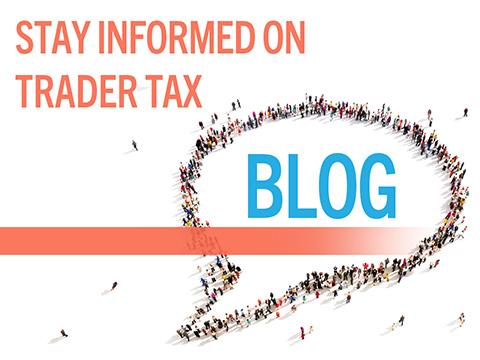 Green Trader Tax blog