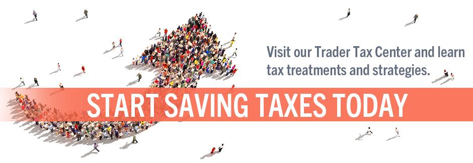 Start saving taxes today