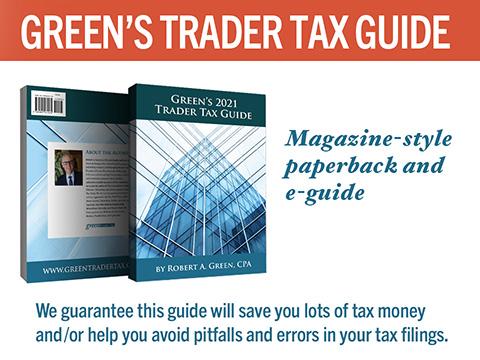 Green Trader Tax