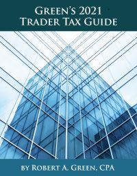 Green's 2021 Trader Tax Guide (Online Access)